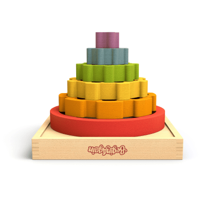 stacking puzzles